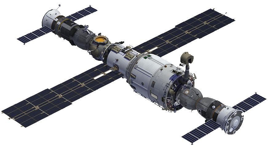 Space & Hi-Rel электронные компоненты